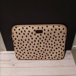 Pink Laptop case by Kate Spade